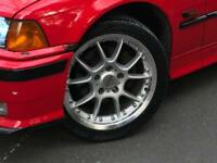 """17"""" BMW BBS RK Venso With Tires px or sale"""