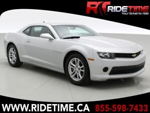 2015 Chevrolet Camaro LT - Automatic, Alloy Wheels, LOW KMs