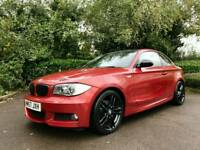 2008 (57) BMW 120D m sport coupe 86,000 miles fully loaded immaculate car
