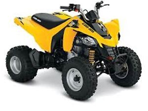 Used 2015 Can-Am DS 250