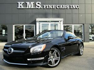 2013 Mercedes-Benz SL-Class SL 63 AMG| DISTRONIC PLUS| CLEAN CAR