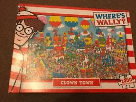 Where's Wally 1000 Piece Puzzle