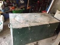 Builders metal box