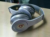 Beats by dre bluetooth solo headphones.....offers welcome