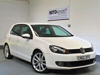 breaking for spares full car VW GOLF 2011 2.0 tdi all parts engine cff and gearbox 6 spd os damage