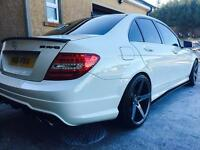 Mercedes c220 amg sport . C63 rep - finance available