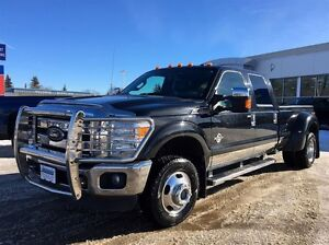 2012 Ford F-350 Super Duty Crew Cab Lariat 4WD Diesel *Dually* *
