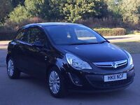 Vauxhall Corsa 1.2 i 16v Excite , BRAND NEW M.O.T, 1 OWNER FROM NEW.