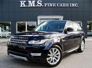 2014 Land Rover Range Rover Sport V6 HSE|PREMIUM PKG|CLEAN CARPR