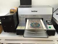 Brother gt 541 dtg printer direct to garment tshirt screen business for sale