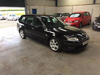 07 Saab 9-3 vector sport estate automatic low miles guaranteed cheapest in country