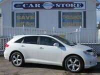 2011 Toyota Venza AWD!! V6!! HTD LEATHER!! SUNROOF!! NAV!! POWER