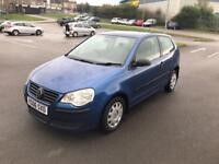 2006 POLO LONG MOT LOW MILES CLEAN CAR INSIDE AND OUT