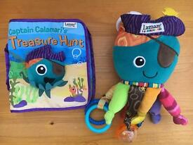 Lamaze Captain Calamari Set