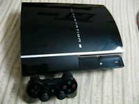 PlayStation 3 80gb rare model like new