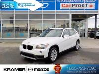 2014 BMW X1 X1 2.8i with X Drive and Panoramic Moonroof