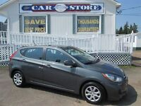 2012 Hyundai Accent GL 5 DOOR HATCHBACK!! AUTOMATIC!! A/C!! CRUI