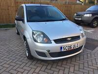 Ford Fiesta 1.6 petrol Automatic, 2 owners, Mileage 64700, long Mot ••£1450••
