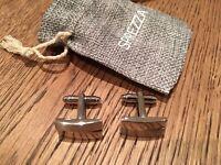 Brand New Silver Cufflinks