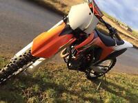 KTM 250SXF 2011 EFI