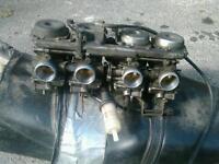 Honda cb1_400 carbs