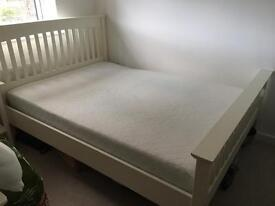 M&S Hasting Double Bed Frame