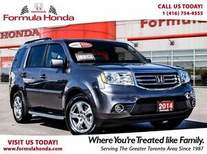 2014 Honda Pilot EX-L- Very hard to resist. Take a test drive to