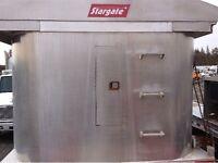 2002 Stargate Dump Trailer 4 Axle -