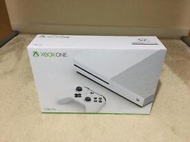 Xbox One S 1000GB 4K Model With 1 Year Warranty (New)