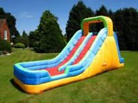 BeBop Inflatable Water slide