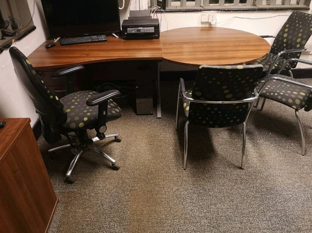 Used Office Furniture Job Lot Bedford