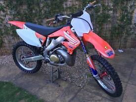 HONDA CR 250 2007 !!