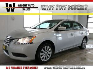 2015 Nissan Sentra S| BLUETOOTH| CRUISE CONTROL| A/C| 59,894KMS