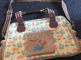 Flights of fancy yummy mummy changing bag