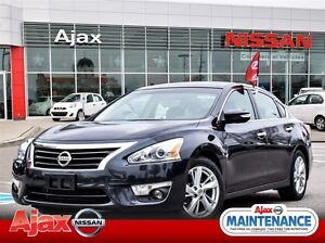 2013 Nissan Altima 2.5 SL*Loaded*Low kms