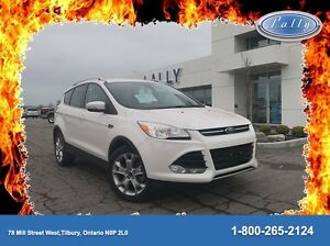 2014 Ford Escape Titanium, One owner, Leather, 2.0L!!!!