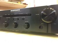 Marantz PM 6003 Great Integrated Amplifier With Remote SUPERB SOUND