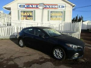 2014 Mazda MAZDA3 SPORT GS BACK UP CAMERA HTD SEATS