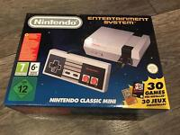 Nintendo Classic Mini NES - New and in Hand