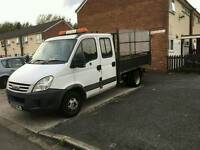 Iveco daily tipper 3.0