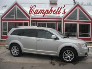 2011 Dodge Journey R/T AWD HTD LTHR 3.6 V6 ALLOYS
