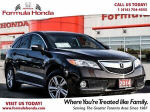 2014 Acura RDX TECH PACKAGE | NAVIGATION | ONE OWNER