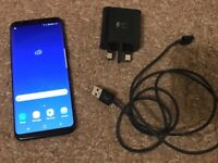 Galaxy S8 64gig Unlocked Excellent Condition