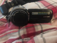 Samsung Camcorder VP-MX10 Like new