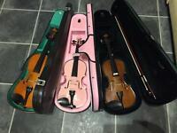 Violins (3of)
