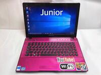 Fast i3 HD Laptop, 750GB, 4GB Ram, NVIDIA GT 520m,Win 10, HDMI, office, VGood Condition