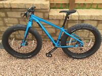 "Felt DD30 Fat Mountain Bike Small (16"" frame) 2016 Model"