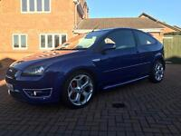 FORD FOCUS 2.5 SIV ST-2 3DR 2007***STUNNING CAR***225BHP