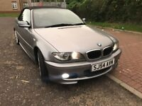 2004 BMW 3 Series 2.2 320Ci Sport 2dr Manual @7445775115