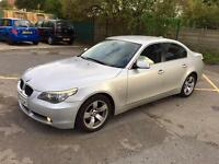 E60 BMW 5 Series 520i SE 4DR Saloon Luxury Car PX Welcome